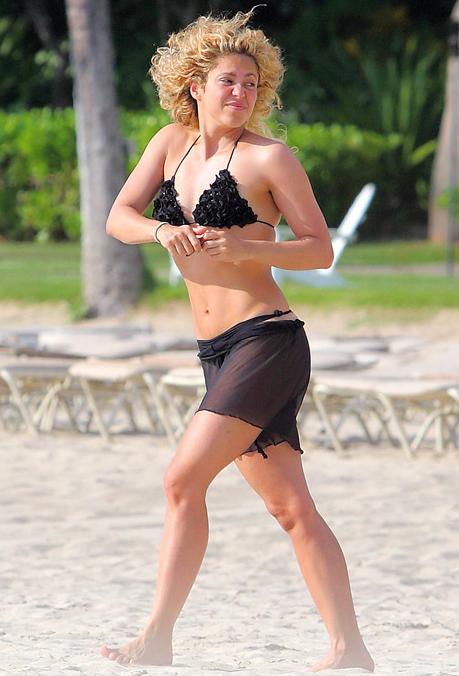 Bikini photo shakira