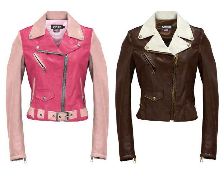 pink leather jacket for girls | Gommap Blog
