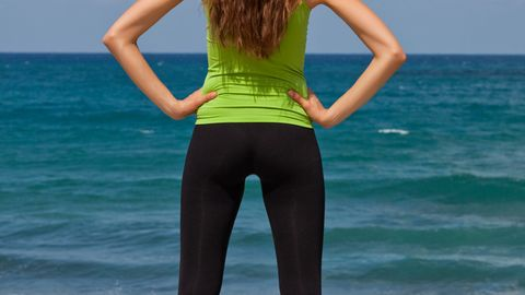 Lawmaker Wants to Make Yoga Pants Illegal