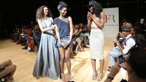 Harlem S Fashion Row Spring 2014 Collection Mercedez Benz Fashion Week Spring 2014