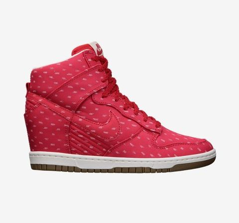 hot sales 1c209 45fb0 Nike Dunk Sky Hi Print Wedge Sneaker - Best Sneakers For Fall 2013