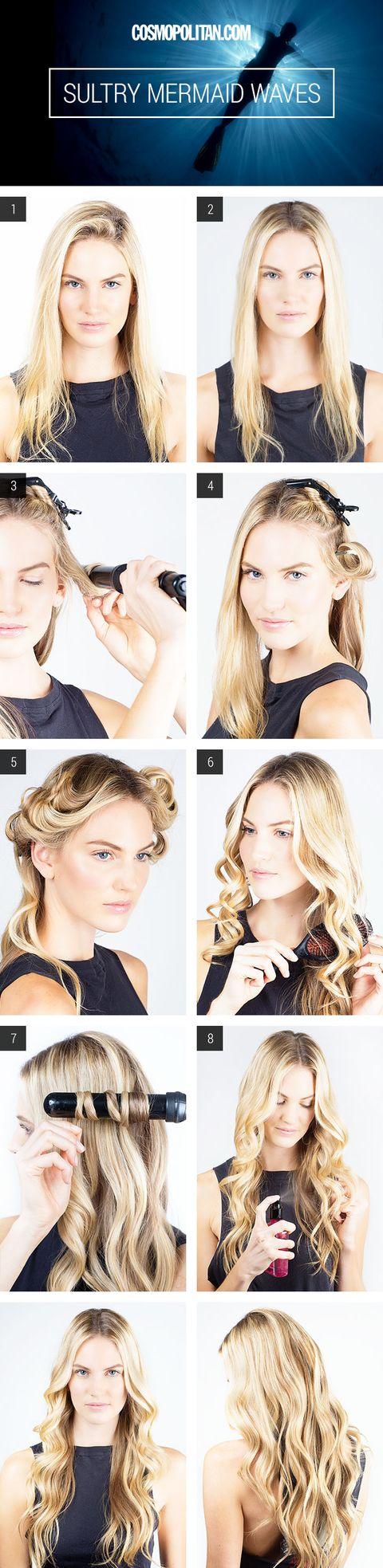 Lazy Girl Hairstyles - Easy Hairstyles To Do At Home