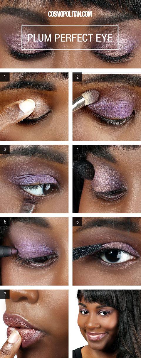 Plum Smoky Eye Makeup How To Smoky Eye Makeup Tutorial