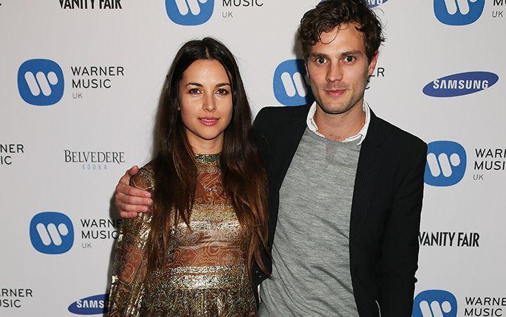 Jamie Dornan Aka Grey Married Irish Actress Amelia Warner Back In March She Confirmed Her Pregnancy June