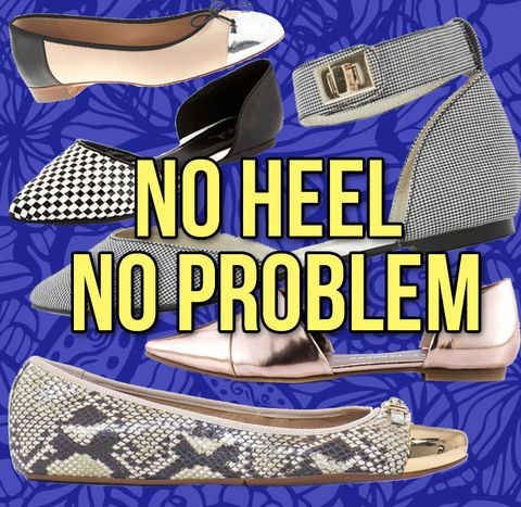 e4f4a11ad844 33 Chic Flats You Can Wear With Everything