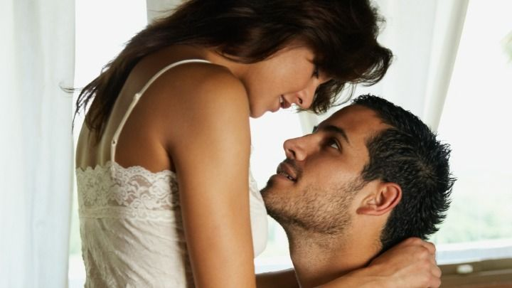 What are men thinking during sex