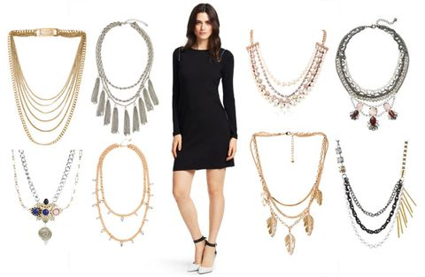 Statement-Making Jewelry for Every Kind of Dress