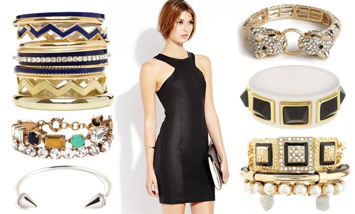 What Jewelry to Wear with Halter Neckline Dress