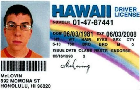 Gets Her Woman Hawaiian Finally An 36-character Id Name With