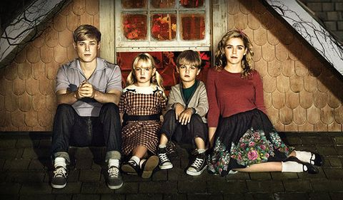 V C Andrews Flowers In The Attic Series Airing Finale Films April