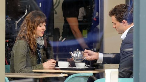 The Fifty Shades Movie Is DONE