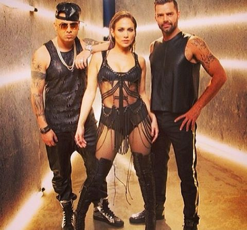 Jennifer Lopez, Ricky Martin and Wisin Release New Song