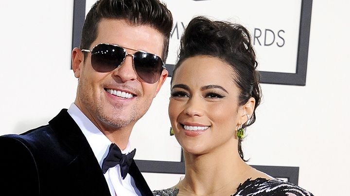Paula Patton Has Some Choice Words for Robin Thicke