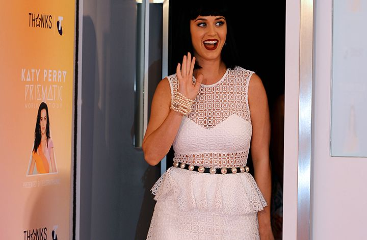 Katy Perry Concerned About Miley's Oral Hygiene