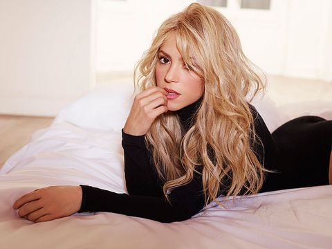 Shakira Looks Dangerously Sexy in These Photos