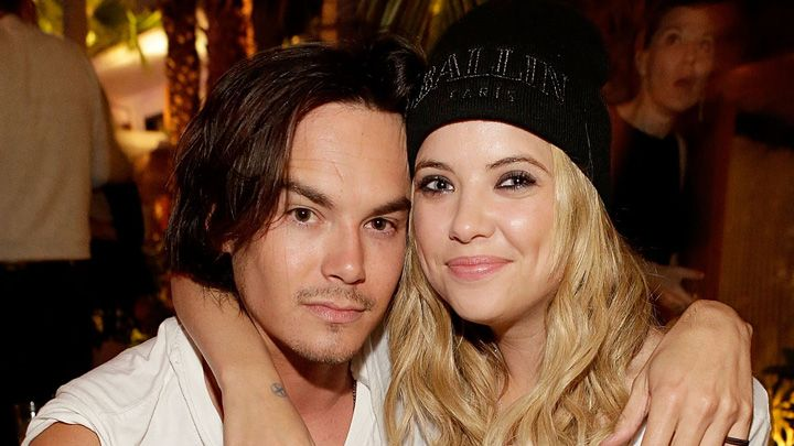 are hanna and caleb from pll dating in real life