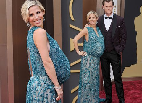 E S Fashion Police Came Under A Lot Of Criticism Earlier This Month After Slating Heavily Pregnant Actress Elsa Pataky Chris Hemsworth Wife