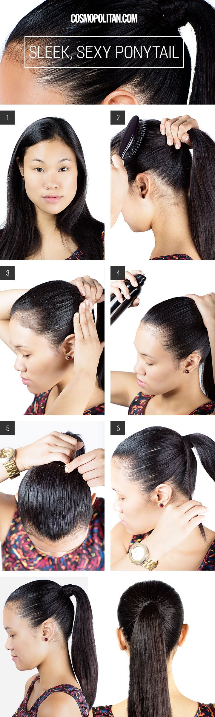 How to make sexy hairstyle