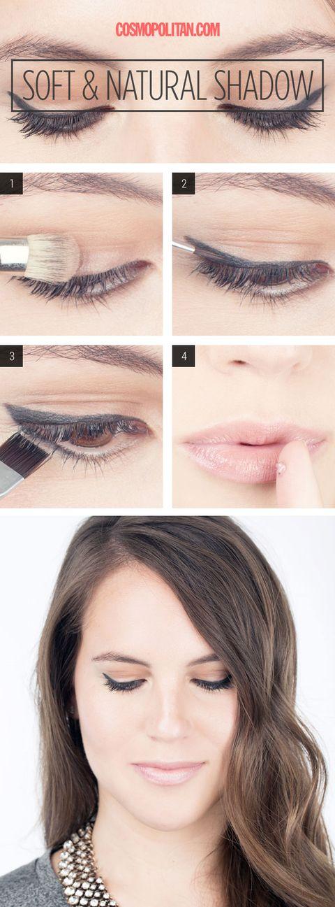 Natural Makeup How To - Soft and Natural Makeup Tutorial