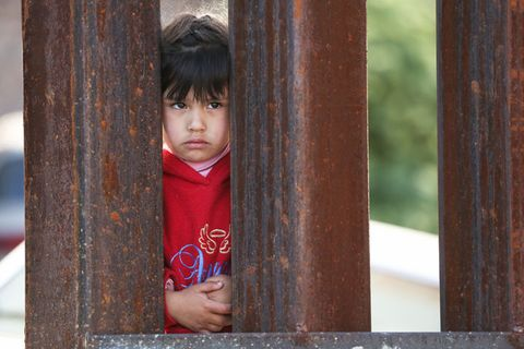 More Than 60K Children Expected to Cross the U.S.-Mexico Border Alone This Year