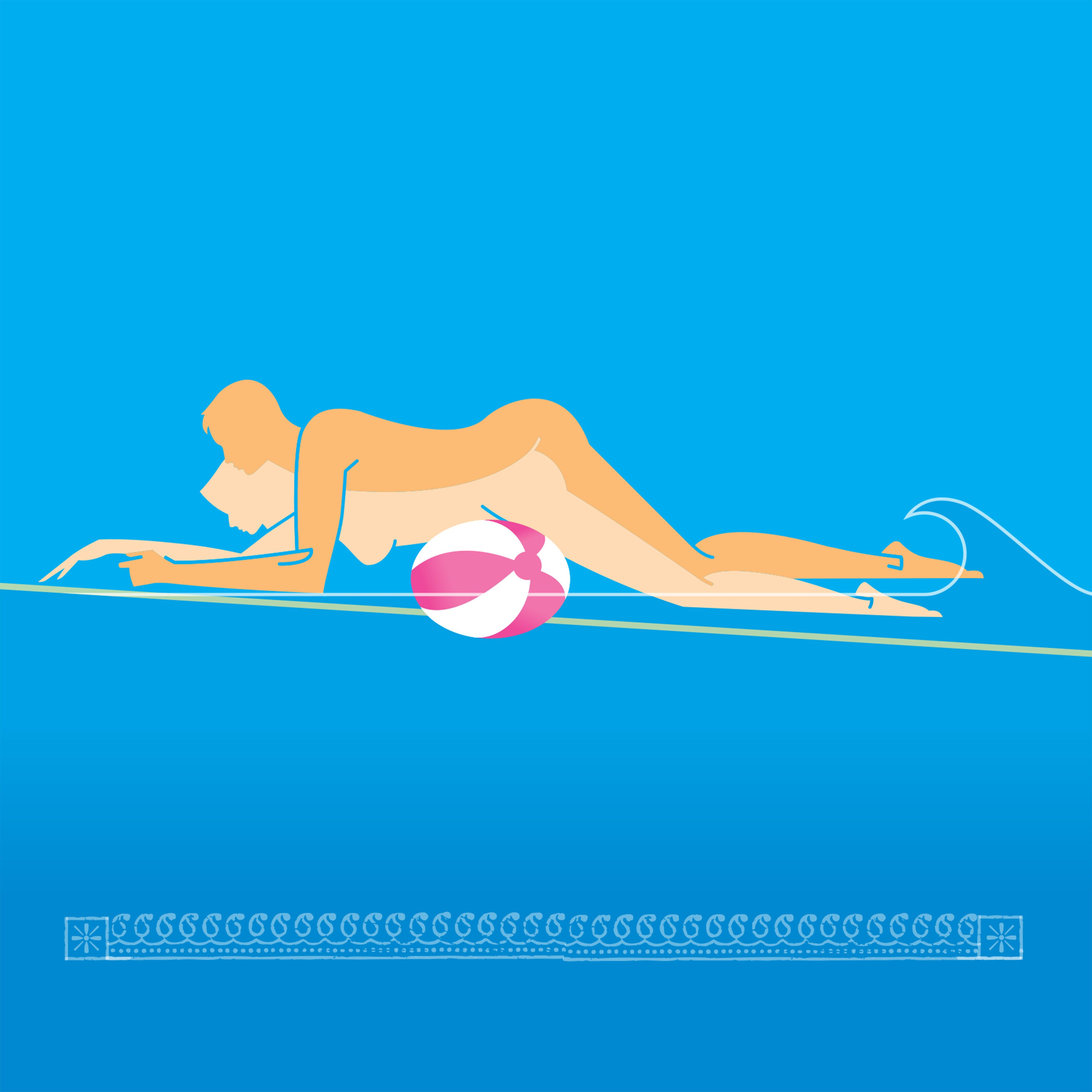 Rock the boat sex position