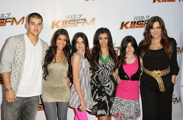31 Old School Kardashian Pictures You Have To See