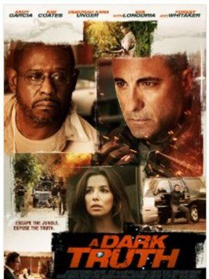 "<p>This drama takes you through what happens when corporations travel to new countries and often change their way of life never looking back. Andy Garcia goes undercover to discover what really happened in Ecuador as the military cracks down. Hottie Eva Longoria plays an activist that helps Forest Whitaker bring the true story out.</p> <p><a title=""A Dark Truth Site"" href=""http://www.imdb.com/title/tt2083379/%20"" target=""_blank"">In theatres Janury 4th</a></p>"