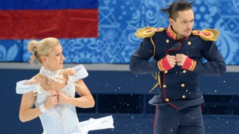 10 Best Figure Skating Costumes From the 2014 Winter Olympics