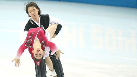 36 Figure Skaters Who Look Like They're Having Sex