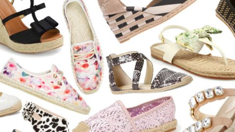30 Espadrilles That Will Absolutely MAKE Your Summer Look