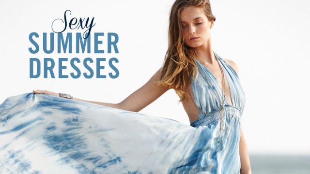 30 Easy, Breezy Dresses You'll Wear All Summer Long