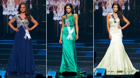 Miss USA Evening Gowns - See All the Glorious Evening Gowns From the ...