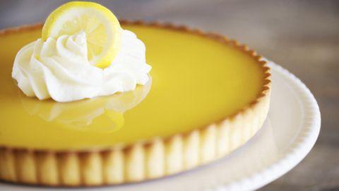 Food, Yellow, Sweetness, Ingredient, Dessert, Cuisine, Dish, Baked goods, Recipe, Custard tart,