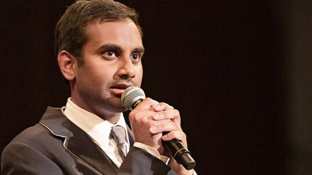 Aziz ansari text ruined dating apps
