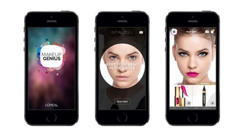 App Lets You Virtually Try On Makeup