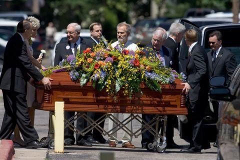 George Tiller funeral
