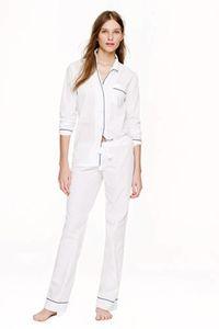 """<p>J.Crew Vintage Pajama Set, $95&#x3B; <a href=""""http://www.jcrew.com/womens_category/sleepwear/sleepsets/PRDOVR~31314/31314.jsp"""" target=""""_blank"""">jcrew.com</a></p>"""