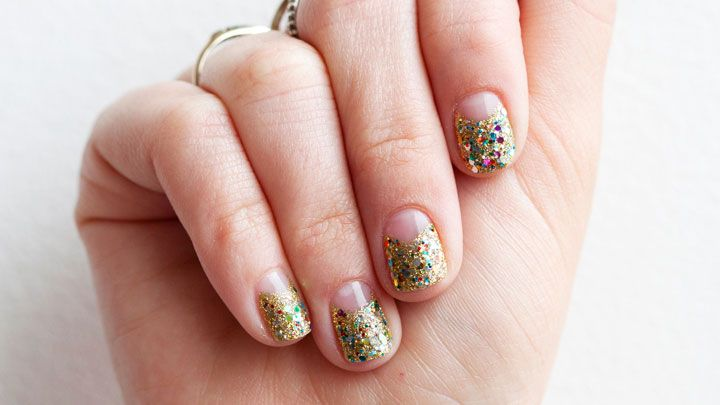 Nail Art How-To: Perfect Party Nails