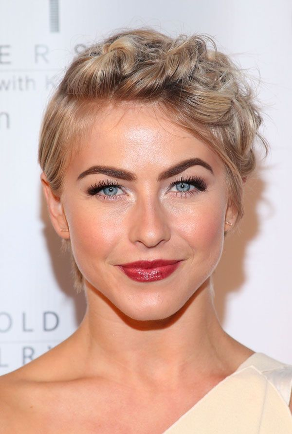 15 Best Short Hairstyles Celebrities With Chic Short Haircuts