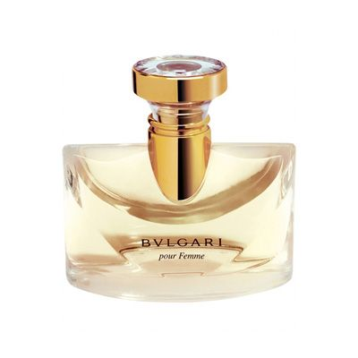 "<p>A classic and refined scent with hints of Sambac Jasmine tea and Prelude Rose. <a href=""http://www.realbeauty.com/fragrance-finder/bvlgari-pour-femme-fragrance-241"" target=""_blank"">Find out more about this fragrance.</a></p>