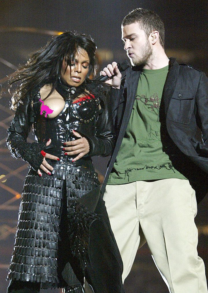 Janet jackson and justin in a sex explosion