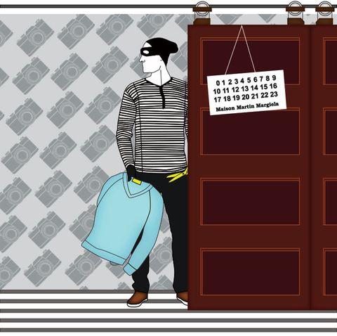 Sleeve, Standing, Style, Pattern, Street fashion, Aqua, Teal, Bag, Illustration, Animation,