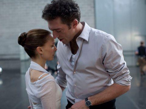 Ear, Dress shirt, Watch, Wrist, Interaction, Love, Romance, Conversation, Bracelet, Ponytail,