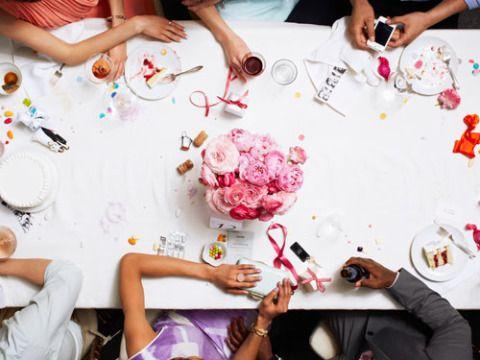 Finger, Hand, Nail, Pink, Wrist, Dessert, Mobile phone, Cosmetics, Peach, Plate,