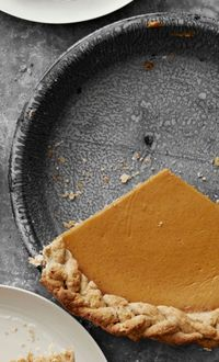 Both this crust and pie can be made up to 2 days ahead, saving you from day-of stress in the kitchen.