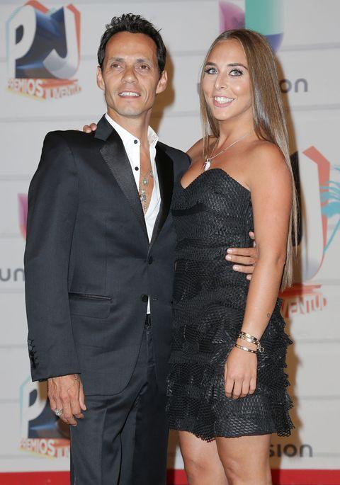 Anthony girlfriend marc Marc Anthony