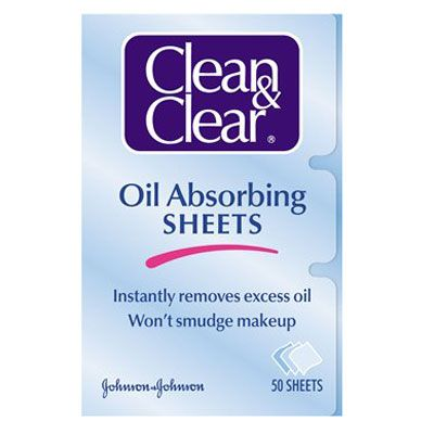 "<p>Especially for brides getting married in warmer climates, consider using as many oil-free products as possible — primer, moisturizer, foundation, etc. — and keeping oil-free blotting sheets on hand. </p> <p>We like <a href=""http://www.shopcleanandclear.com/product_detail.asp?T1=CNC+3566%3F&utm_source=Oil+Absorbing+Sheets+-+50+Sheets&utm_medium=Referral+Site&utm_content=&utm_campaign=CNC+Buy+Now+Referral&."" target=""_blank"">these ones</a>.</p>"