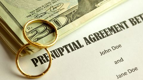 How To Ask For A Prenup