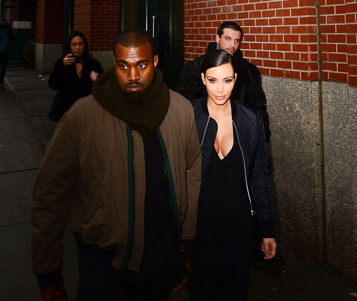 Kanye West's Plans For His Wedding to Kim Kardashian Are BANANAS