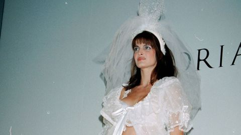 Space, Embellishment, Lace, Bridal veil, Long hair, Bridal accessory, Veil, See-through clothing, Bride, Day dress,
